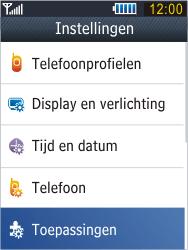 Samsung B3410 Star Qwerty - E-mail - Handmatig instellen - Stap 4