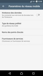 Sony Xperia XZ (F8331) - Android Nougat - Réseau - Changer mode réseau - Étape 6