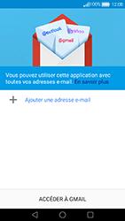 Huawei Nova - E-mail - Configuration manuelle (gmail) - Étape 5