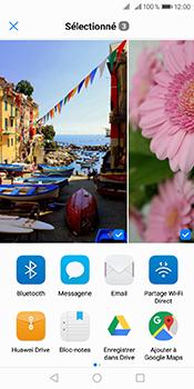 Huawei Y6 (2018) - Photos, vidéos, musique - Envoyer une photo via Bluetooth - Étape 9