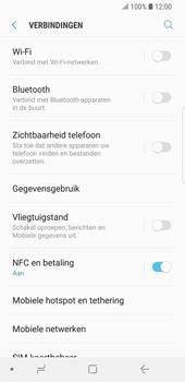 Samsung Galaxy S9 - Netwerk - gebruik in het buitenland - Stap 8