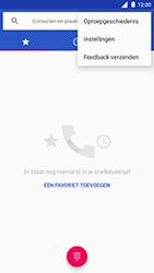 Nokia 8 (SingleSIM) (TA-1012) - Voicemail - Handmatig instellen - Stap 5