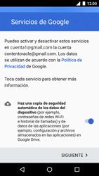 Motorola Moto G 3rd Gen. (2015) (XT1541) - E-mail - Configurar Gmail - Paso 14