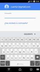 Sony Xperia X - E-mail - Configurar Gmail - Paso 13