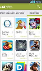 LG Optimus L5 II - Applications - Télécharger une application - Étape 14