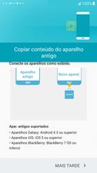 Samsung Galaxy S7 Edge - Primeiros passos - Como ativar seu aparelho - Etapa 20