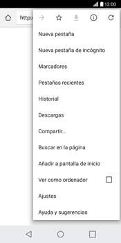 LG G6 - Internet - Configurar Internet - Paso 22