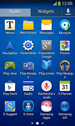 Samsung Galaxy S3 Lite (I8200) - SMS - configuration manuelle - Étape 3
