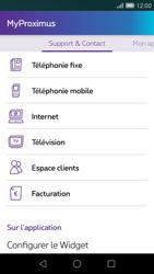Huawei Ascend G7 - Applications - MyProximus - Étape 23