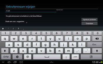 Samsung N8000 Galaxy Note 10-1 - Applicaties - Applicaties downloaden - Stap 8