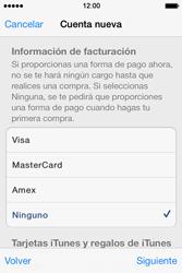 Apple iPhone 4S iOS 7 - Aplicaciones - Tienda de aplicaciones - Paso 18