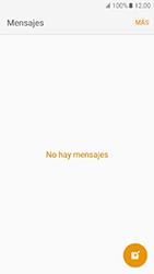 Samsung Galaxy J5 (2016) - Mensajería - Configurar el equipo para mensajes de texto - Paso 4