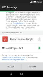 HTC Desire 510 - Premiers pas - Créer un compte - Étape 27