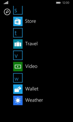 Nokia Lumia 635 - Applications - MyProximus - Step 3