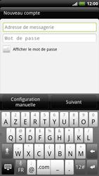 HTC Z715e Sensation XE - E-mail - Configuration manuelle - Étape 6
