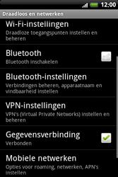 HTC A6363 Legend - MMS - handmatig instellen - Stap 5