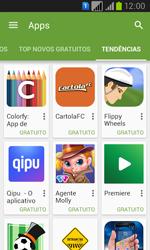 Samsung GT-I8552B Galaxy Win Duos - Aplicativos - Como baixar aplicativos - Etapa 12