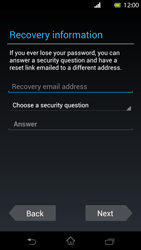 Sony LT30p Xperia T - Applications - Downloading applications - Step 9
