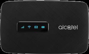 Alcatel MW40V - Internet et connexion - Connecter un équipement Wi-Fi - Étape 1