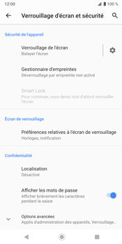 Sony Xperia XZ3 - Sécurité - activéz le code PIN de l'appareil - Étape 5