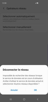 Samsung Galaxy S10 - Réseau - utilisation à l'étranger - Étape 11