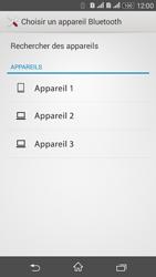 Sony Xperia E4g - Photos, vidéos, musique - Envoyer une photo via Bluetooth - Étape 15