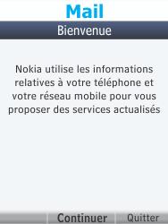 Nokia 301-1 - E-mail - Configuration manuelle - Étape 4