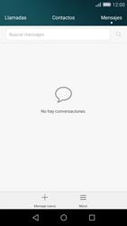 Huawei P8 Lite - Mensajería - Escribir y enviar un mensaje multimedia - Paso 3
