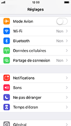 Apple iPhone 5s - iOS 12 - Internet - Configuration manuelle - Étape 3