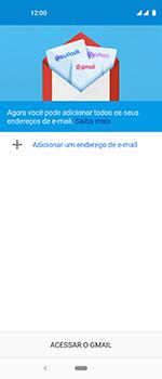 Motorola One Vision - Email - Como configurar seu celular para receber e enviar e-mails - Etapa 5
