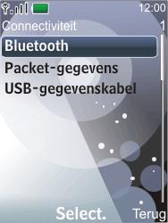 Nokia 7210 supernova - Bluetooth - Headset, carkit verbinding - Stap 5