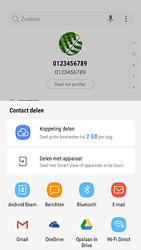 Samsung galaxy-s7-android-oreo - Contacten en data - Contacten overzetten via Bluetooth - Stap 9