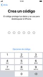 Apple iPhone 6s - iOS 11 - Primeros pasos - Activar el equipo - Paso 13