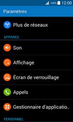 Samsung G318H Galaxy Trend 2 Lite - Messagerie vocale - Configuration manuelle - Étape 4