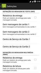 NOS SLIM - SMS - Como configurar o centro de mensagens -  6