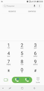 Samsung Galaxy J6 - Chamadas - Como bloquear chamadas de um número específico - Etapa 4