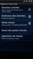 Sony Ericsson Xperia Ray - MMS - configuration manuelle - Étape 7