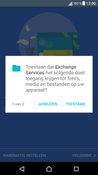 Sony F5121 Xperia X - E-mail - handmatig instellen (outlook) - Stap 10