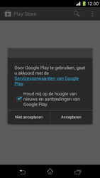Sony Xperia Z1 Compact D5503 - Applicaties - Applicaties downloaden - Stap 20
