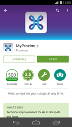 Huawei Ascend P7 - Applications - MyProximus - Step 9