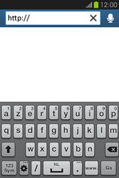 Samsung S6810P Galaxy Fame - Internet - Internetten - Stap 4