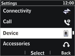 Nokia Asha 302 - Network - Usage across the border - Step 4