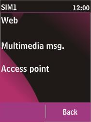 Nokia C2-03 - Internet - Automatic configuration - Step 10