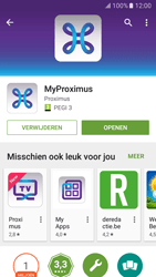 Samsung A320 Galaxy A3 (2017) - Applicaties - MyProximus - Stap 8
