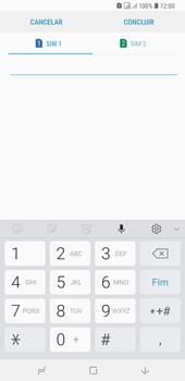 Samsung Galaxy A6 Plus DualSim - SMS - Como configurar o centro de mensagens -  10