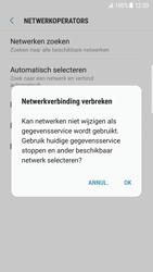 Samsung Galaxy S7 edge (SM-G935F) - Android Nougat - Netwerk selecteren - Handmatig een netwerk selecteren - Stap 12