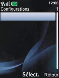 Nokia 6600i slide - MMS - Configuration automatique - Étape 11