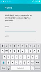 Samsung Galaxy S6 Edge - Primeiros passos - Como ligar o telemóvel pela primeira vez -  12