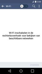 LG K4 - WiFi - Handmatig instellen - Stap 6