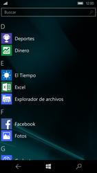 Microsoft Lumia 950 - Bluetooth - Transferir archivos a través de Bluetooth - Paso 3
